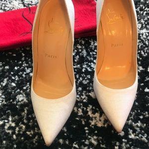 Glacier lv heels